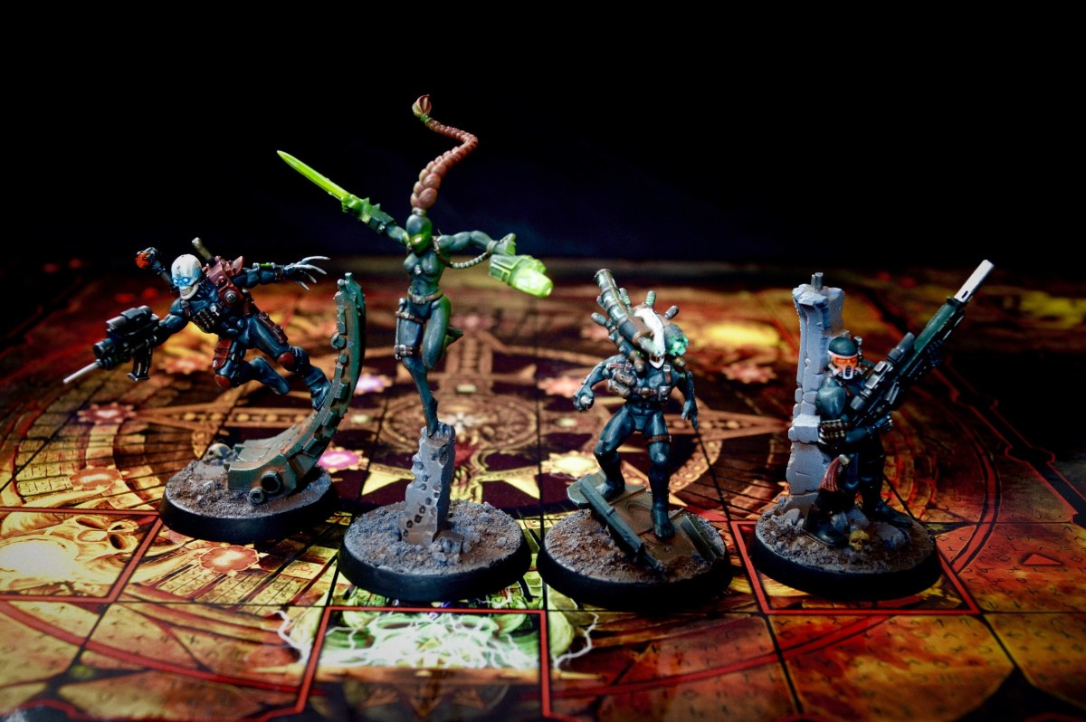 Assassinorum Execution Force Assassin Showcase