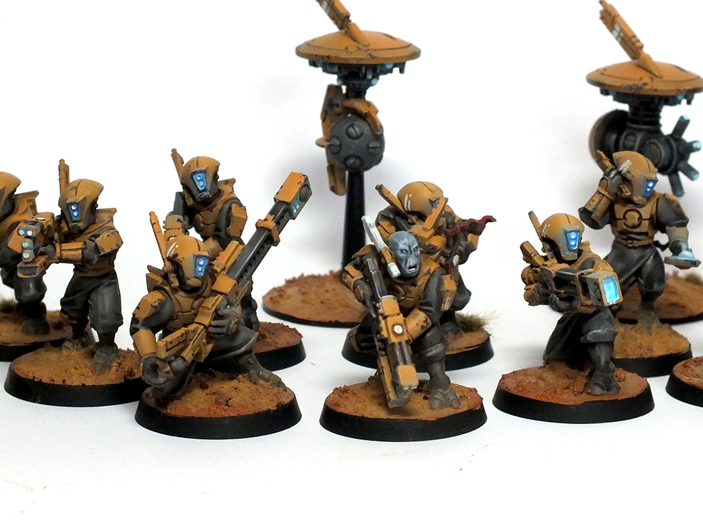 Tau Empire Commission Complete