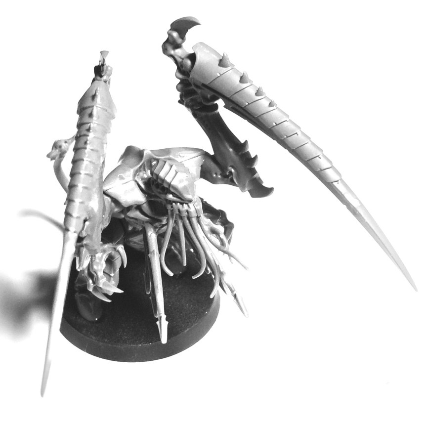 Plastic Lictor Conversion Tutorial Warhammer 40k tyranids tutorials