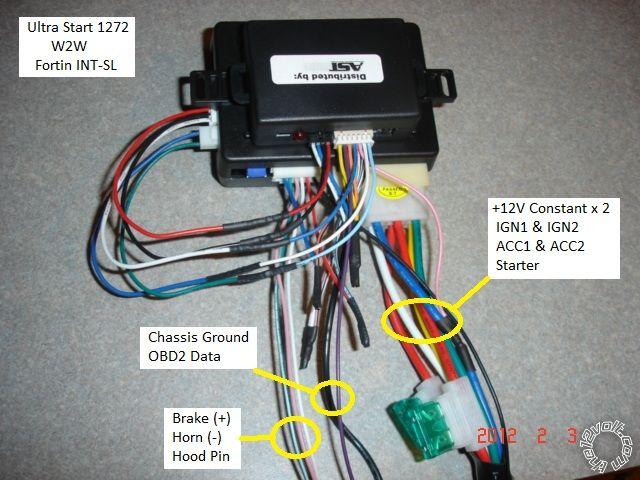 2002-2007 Trailblazer Remote Start Pictorial