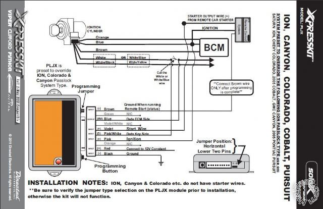 Pljx Equinox Wiring Diagram Wiring Schematic Diagram