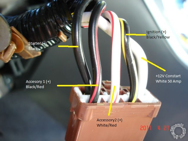 2007 Acura TL Wiring Guide