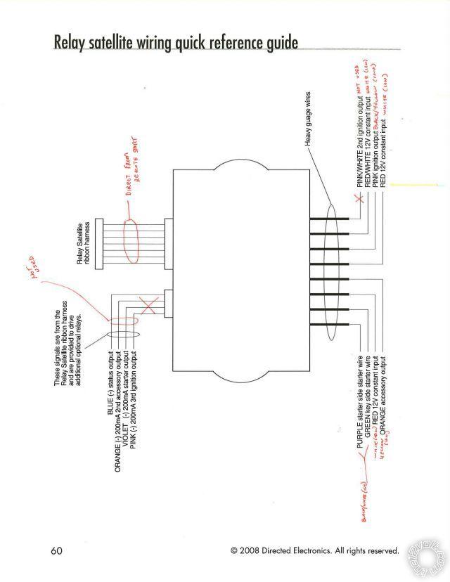 valet wiring diagram stealth car alarm install nd generation acura