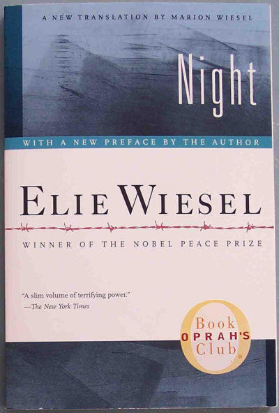 Elie Wiesel spent his life speaking against injustice because silence equals acceptance and participation. It is up to us to do the same.