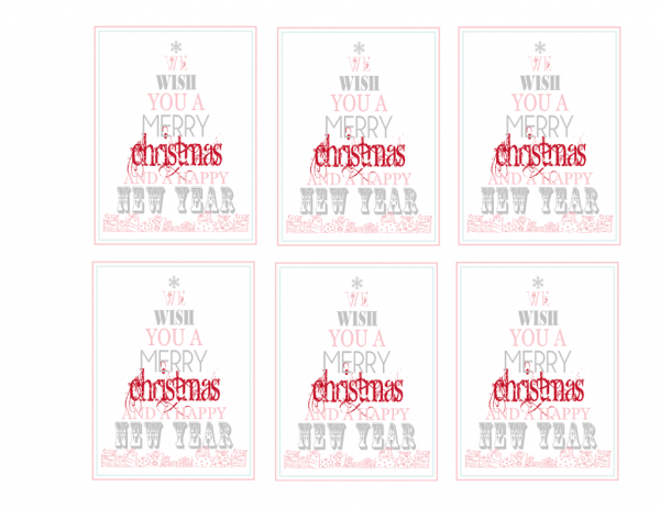Free Printable Merry Christmas amp Happy New Year. 1024 x 790.Happy New Year Games For Kids