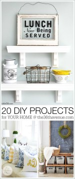 DIY Home Decor Project Ideas