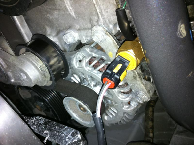 DIY Oil Pressure Gauge - Nissan 370Z Forum