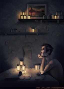 Claude's Fireflies