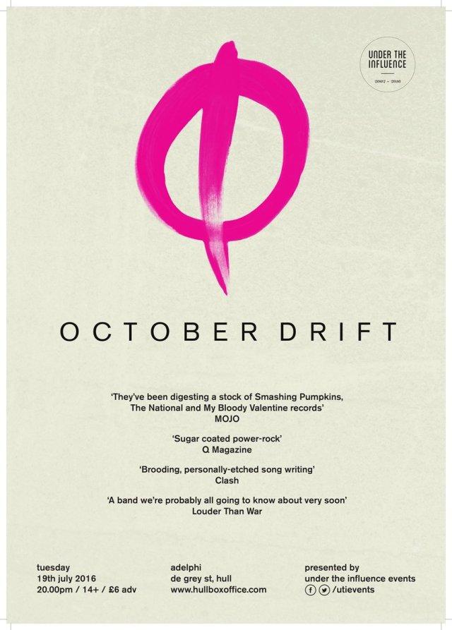 OCTOBER DRIFT