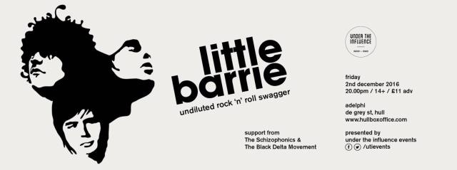 LITTLE BARRIE