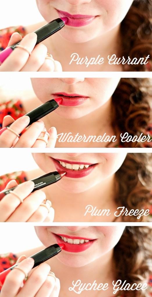 Laura Geller Love Me Dew Lip Colors