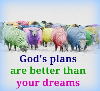 God's Dreams for Your Life - and Other Blossoms