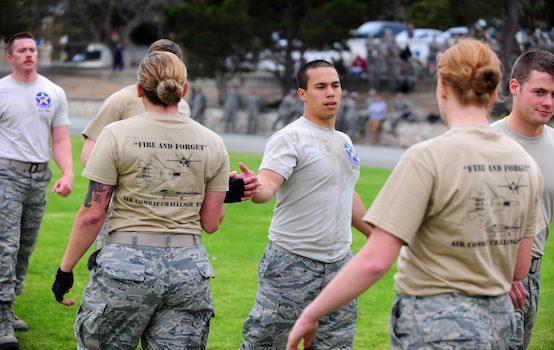 Women In Combat Secretary Mattis Steps Into A Minefield