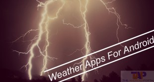 Free Weather App For Android Smartphones