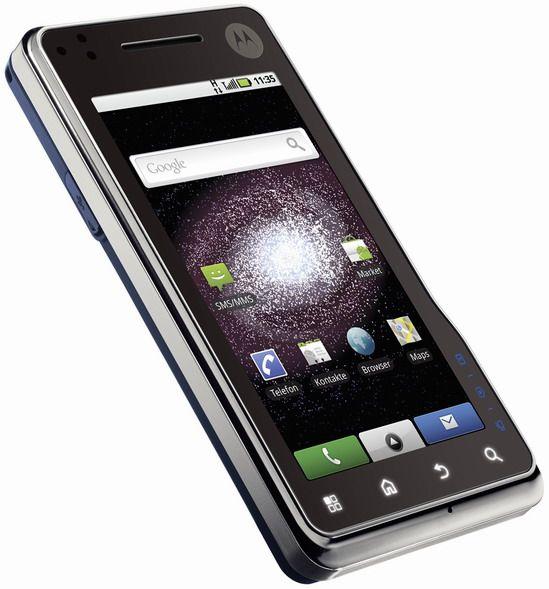 Motorola Milestone XT720 Germany in July