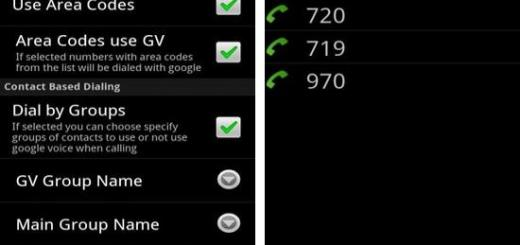 Voice Plus android app