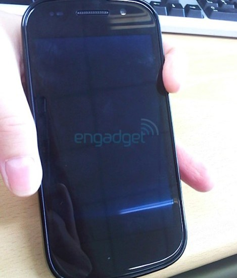 Samsung Nexus Two Android Phone