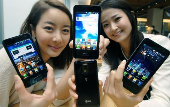 LG Optimus 2X Specs