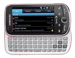 Samsung Intercept Gets Froyo Update