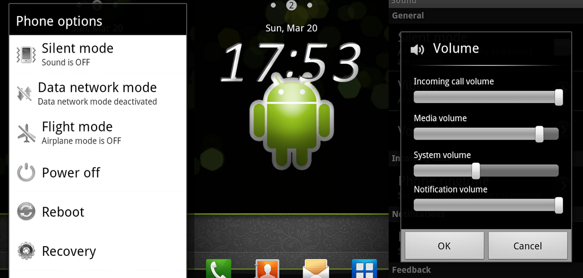 Galaxy S Android 2.3 Juwe ROM
