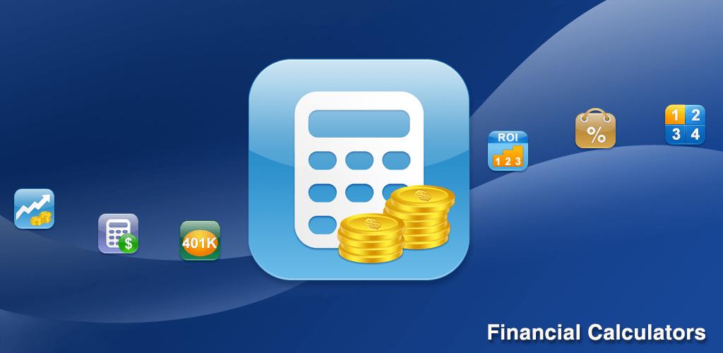 Financial Calculators Android App
