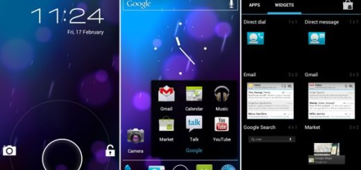 Codename Android Galaxy S