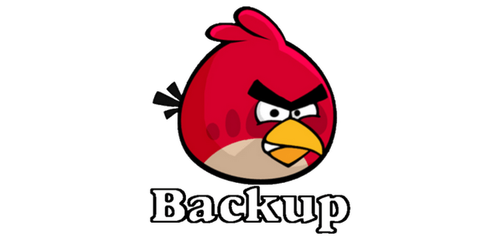 Angry Birds Backup