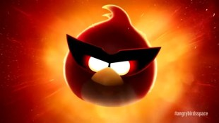 Angry Birds Space Bird 0