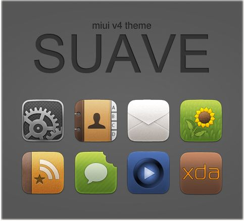 Suave HD MIUI4