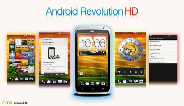 Android Revolution HD