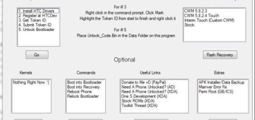 One S AIO Toolkit
