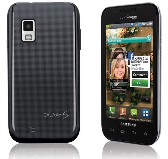 Samsung Fascinate SCH-I500