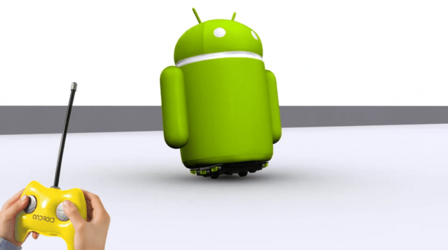 android-rc-car