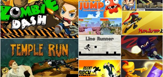 Fast Paced Android Games