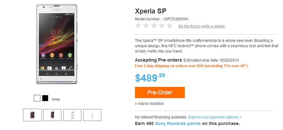 xperia-sp-us-preorder