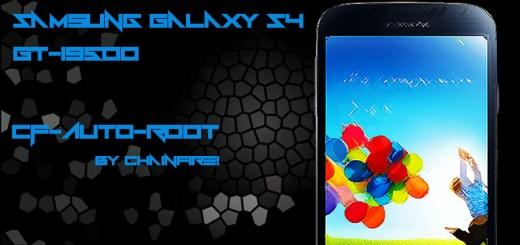 Galaxy S4 CF-Auto-Root 900