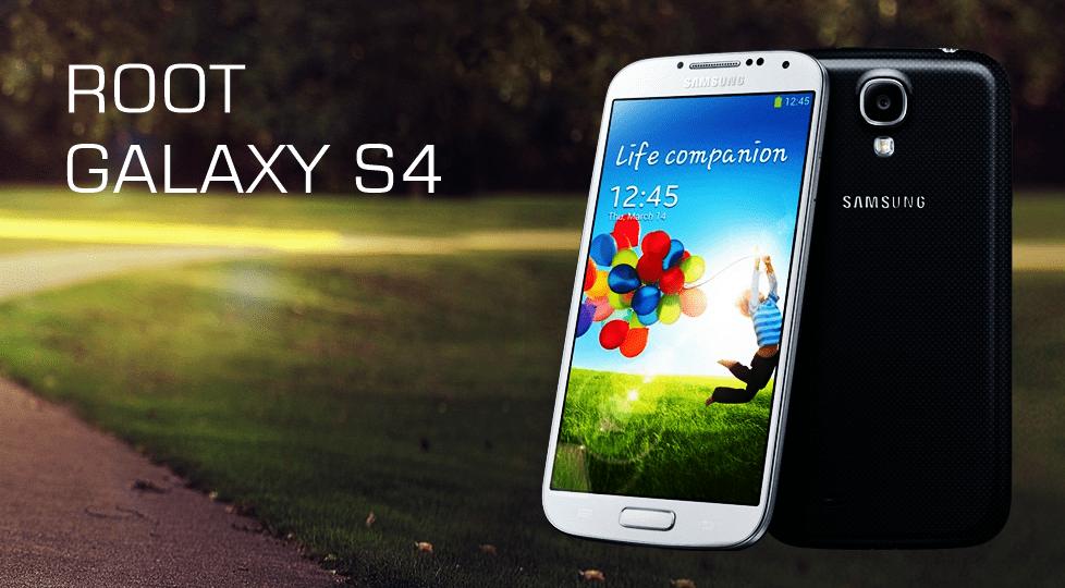 Root Galaxy S4