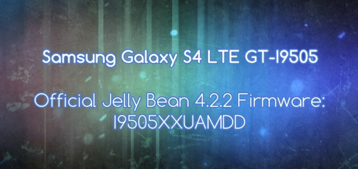 Samsung galaxy s4 LTE stock fw