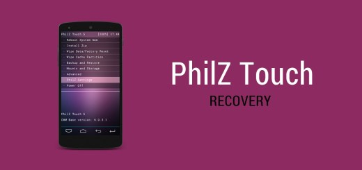 PhilZ Touch Recovery