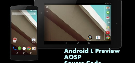 Android L Developer preview Source Code