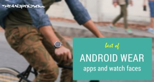 Best Android Wear Apps and Watch faces