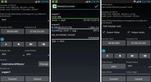 Media Converter Android App