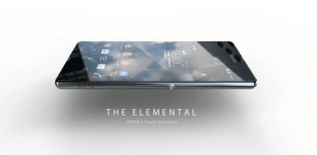 Sony Xperia Z4 Image