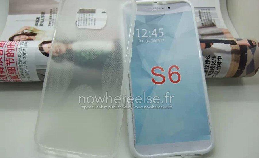 Galaxy S6 Design Leak 01