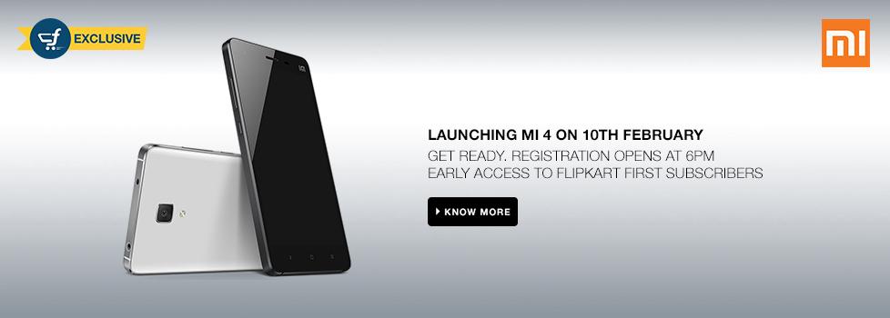 Xiaomi Mi4 Flikart First Advantage