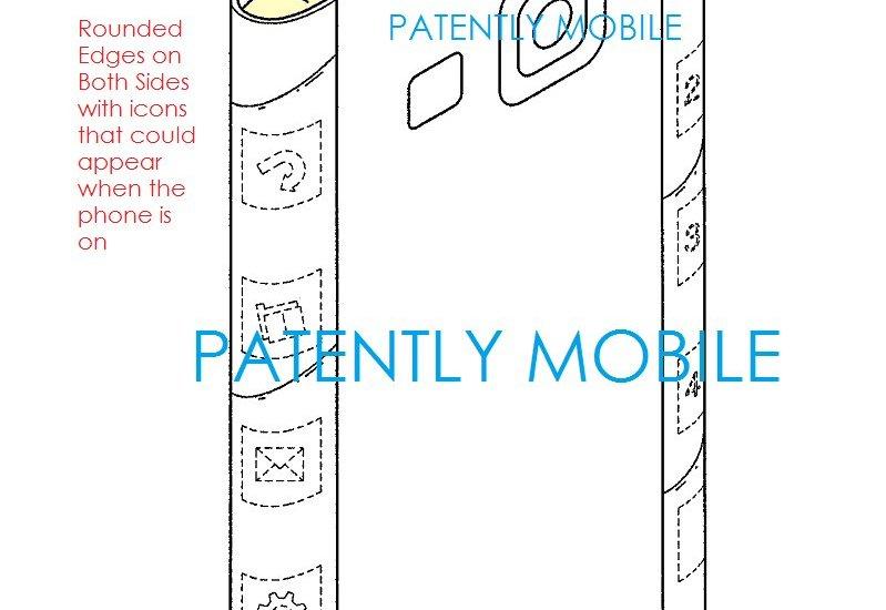 Galaxy S Edge Patent 03