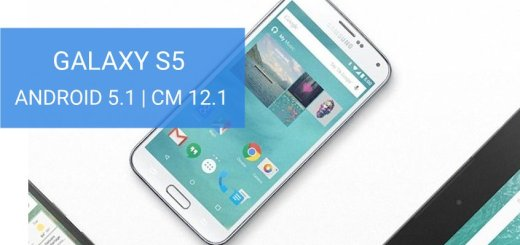 Galaxy S5 Android 5.1