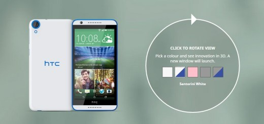 HTC Desire 820s Compared