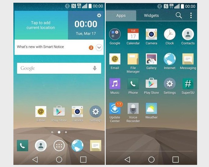 T-Mobile LG G3 Lollipop Update