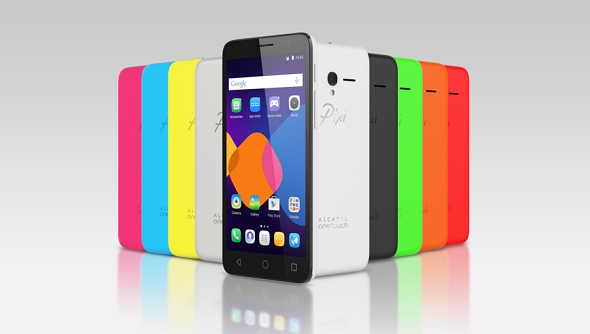 alcatel pixi 3 phones